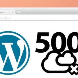 رفع خطای ۵۰۰ یا Internal Server Error در وردپرس