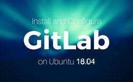 نحوه نصب و پیکربندی GitLab در سیستم عامل Ubuntu 18.04
