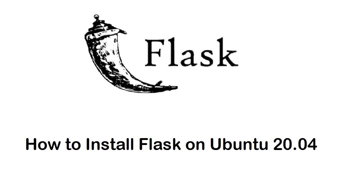 نصب Flask در Ubuntu 20.04